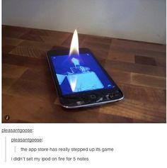 Are iphones still hot?