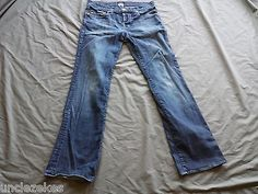Rock & Republic Button Fly Jeans Size 34 X 33