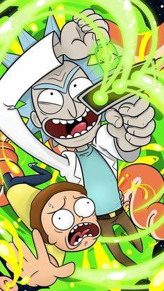 Fuck Rick nd Morty