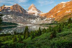 Sunshine to Mt. Assiniboine - Canada