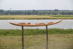 ZwolleIJsselBiennale de haasjesboot in de uiterwaarden het symbool voor deze biënnale FotoPersBuro Frans Paalman Zwolle © 2017