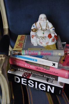 BUDDHA an integral part of my Interiors #fengshui #buddha #beyonddecoration #design #books #elenaarsenoglou #wealth