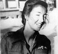 Christine Granville / Krystyna Skarbek SOE agent who worked with resistance groups against the Nazis.