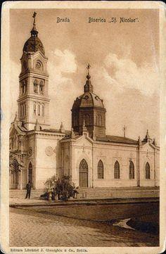 Biserica Sf Nicolae Sf, My Memory, My Arts, Memories, Urban, Drawings, Unique, Places To Visit, Romania
