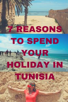 Tunisia is stunning place and perfect holiday destination. Wonder why to go? Let me tell you all.