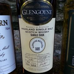 Another Glengoyne Cask Owner bottle. European Oak Sherry Hoggie. 16yo. 56,8%. A magnificent dram! #dramtime #whisky