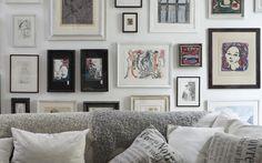 Come appendere i quadri alle pareti   CASAfacile