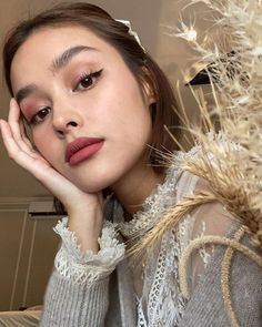 Liza Soberano Hairstyle, My Ex And Whys, Most Beautiful Faces, Lip Tint, Matte Lips, Just The Way, American Actress, Kpop Girls, Actresses