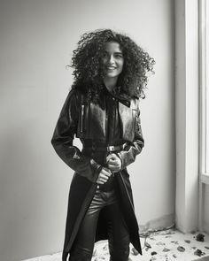 Chiara Scelsi by Mariano Vivanco for Vogue Brazil July 2016