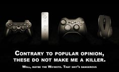 Contrary To Popular Opinion...