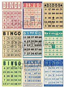 Free Printable Bingo Cards, Printable Labels, Printables, Stock Image Websites, Loteria Cards, Vip Card, School Projects, Craft Projects, Mini Games