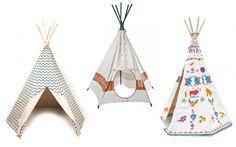Mon prochain DIY : le tipi pour enfant | Blog déco