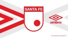 Club Independiente Santa Fe • #Umbro Fes, Company Logo, Club, Sports, Santa Fe, Football Team, Strength, Red, Colombia