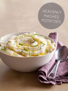 Heavenly Mashed Potatoes