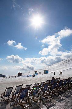 This is my Greece   Kaimaktsalan ski resort in the northeastern slope of Mt. Voras