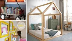 26 Cute Ideas To Add Fun To a Child Room