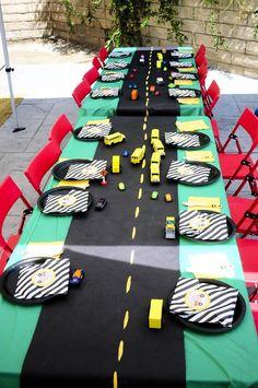 Kara's Party Ideas Wheels On The Bus Party Planning Ideas Supplies Idea Back To School School Bus Party, Party Bus, Tayo The Little Bus, 3rd Birthday Parties, 2nd Birthday, Birthday Ideas, Transportation Birthday, Wheels On The Bus, Car Wheels