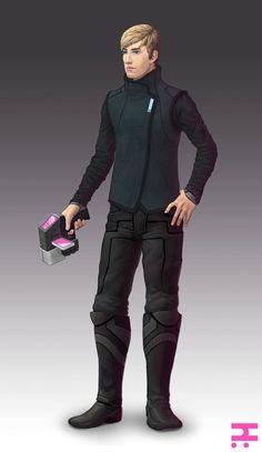 Male Uniform Concept by ~Seaurchinstosun on deviantART