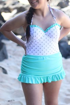 Modest Swimsuits: Featuring Rad Swim   Modest Style