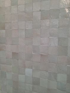 Detail of Habibi tiles