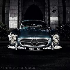 1957 Mercedes Benz Roadster US Edition