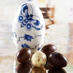 """Easter Eggs"" by the Danish chocolaterie Summerbird"