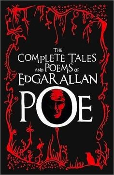 The Complete Tales and Poems of Edgar Allan Poe | 13 Books To Read This Halloween #halloween #scaryreads
