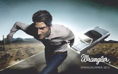 Wrangler presents the new website for the SS13 collection.  Explore now five dream-like scenes of interaction.