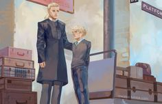 Harry Potter and the Cursed Child , aw anqi Fanart Harry Potter, Harry Potter Cursed Child, Harry Potter Images, Harry Potter Fan Art, Harry Potter Universal, Harry Potter Fandom, Harry Potter World, Scorpius And Albus, Scorpius Malfoy