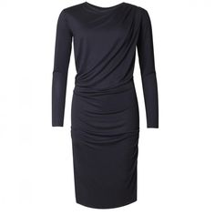 Dagmar - Drape dress