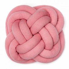 UMEMI NotKnot Turk's Head Cushion Pink