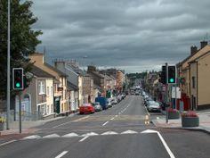 fermoy ireland | View down McCurtain Street, Fermoy, County Cork, Ireland