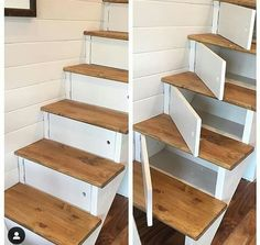 diy wood projects for home diy wood projects ; diy wood projects for beginners ; diy wood projects to sell ; diy wood projects for home ; diy wood projects for men ; diy wood projects for kids ; Diy Wood Projects, Home Projects, Woodworking Projects, Beach House Decor, Diy Home Decor, Stair Storage, Diy Storage, Stair Drawers, Stairs With Storage