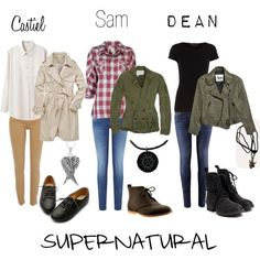 Is it bad that I actually want to have their style?--I would totally wear Sam and Deans style, i'm not much on skinny jeans.