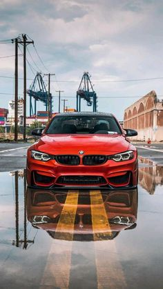 BMW M8 fullscreen full HD wallpaper
