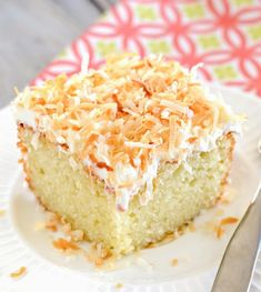 This Coconut Cake is made from scratch, and topped with a scrumptious cream cheese frosting that is so addicting. It also has cream of coconut and toasted coconut on top giving it an incredible flavor making it a dessert to enjoy all year long. Best Coconut Cake Recipe From Scratch, Cake Recipes From Scratch, Fondant, Drop Cake, Coconut Pecan Frosting, Pound Cake Recipes, Pound Cakes, Toasted Coconut, Coconut Cream