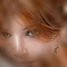 I animate any photos on different topics/// Анимирую любые фото на разные темы/// # Animasyonlu # resimler # kız # gözler Herhangi bir fotoğrafı farklı konularda canlandırıyorum///