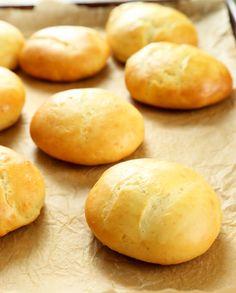 No Rise Gluten Free Yeast Rolls