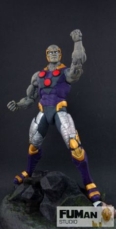 DC New 52 Telos (DC Direct) Custom Action Figure