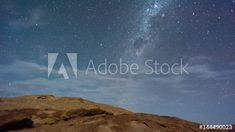 Stock Footage of Linear timelapse at night with a moonlit landscape scene in the Namib Desert with granite rocky outcrops at Bloedkoppe in the Naukluft Park available on request. Explore similar videos at Adobe Stock Namib Desert, Milky Way, Stock Video, Stock Footage, Granite, Adobe, Northern Lights, Deserts, Southern
