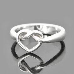 A personal favorite from my Etsy shop https://www.etsy.com/hk-en/listing/223013354/infinity-ring-engraving-ring-heart