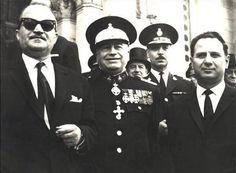 Έλληνας στρατιωτικός και ηγετικόστέλεχος της χούντας των Συνταγματαρχών. Θεωρούνταν από τους «σκληροπυρηνικούς» του δικτατορικού καθεστώτος και είχε εισηγηθεί την εκτέλεση του Ανδρέα Παπανδρέου...