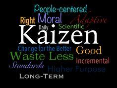 kaizen - more than good change