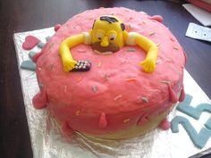 Homer dort