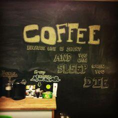 #Coffee corner