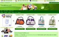 Cari Toko Tas Wanita Murah ? Kunjungi TokoMona.com