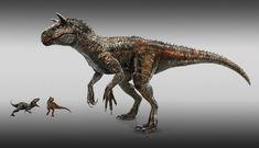 Jurassic Park Characters, Jurassic Park World, Prehistoric Wildlife, Prehistoric Creatures, Aliens, J Park, Hybrid Art, Creature Concept Art, Dinosaur Art