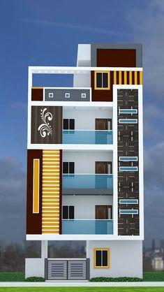 g+3 building design