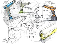 chris cunningham Sketches Drills 02.png