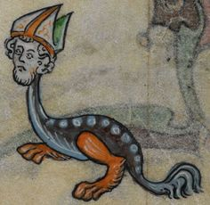 Detail from medieval manuscript, British Library Stowe MS 17 'The Maastricht Hours', f132r